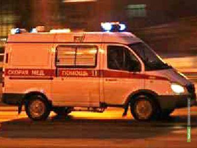 Пьяный тамбовчанин выпал из кареты «Скорой помощи»