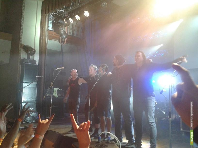 Группа «Король и шут» дала в Тамбове прощальный концерт