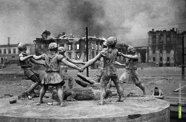 Уникальные фото с полей сражений покажут в Тамбове
