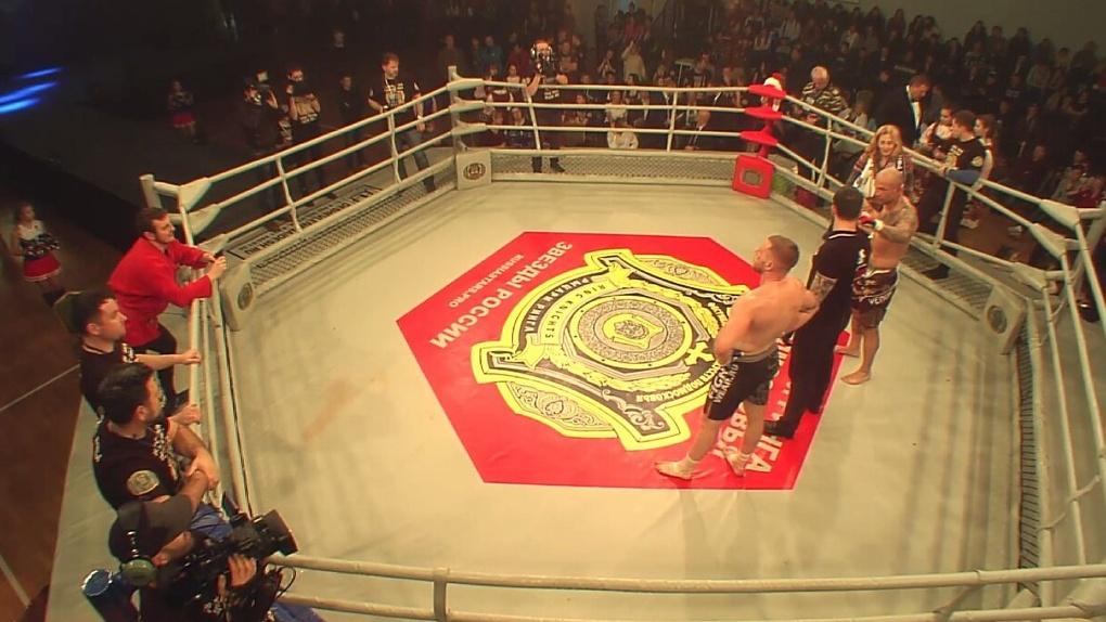 Рыцари ринга: тамбовчане показали себя на бойцовском шоу «Сила воды»
