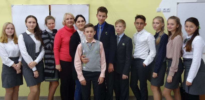 В школе «Сколково» начались уроки ЗОЖ