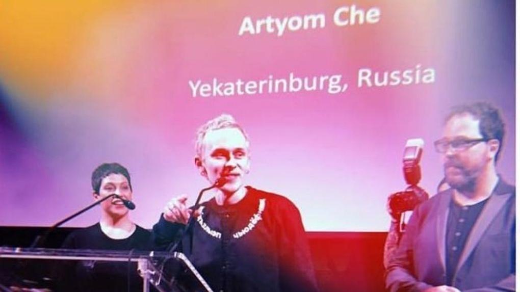 Парикмахер из Екатеринбурга получил «Оскар» в Нью-Йорке