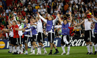 Германия стала вторым полуфиналистом Евро-2012