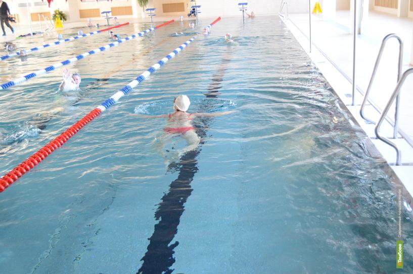 Пловцы съедутся в Тамбов на Открытый областной турнир