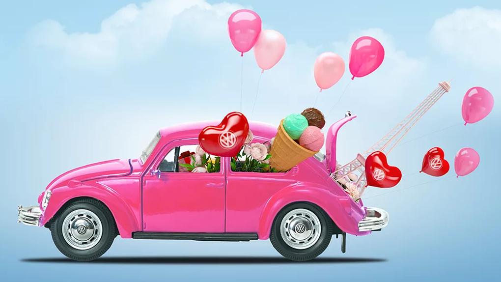 Поздравление для автоледи с днем рождения