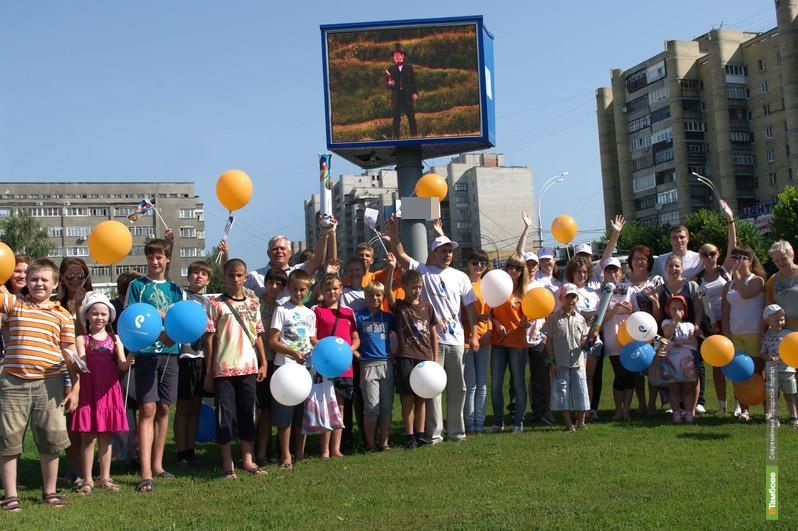 В Тамбове будут транслировать Олимпиаду на большой экран