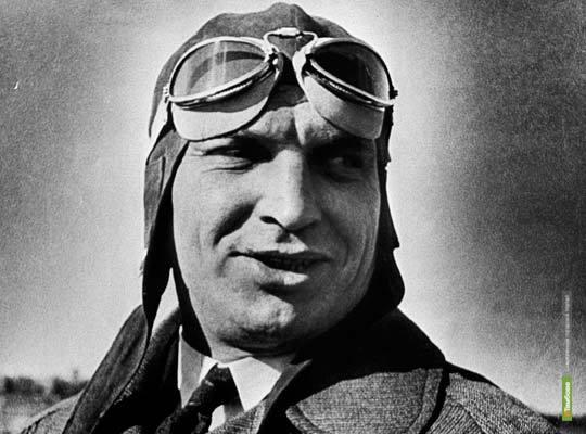 ВТамбове открывается выставка о лётчике Валерии Чкалове