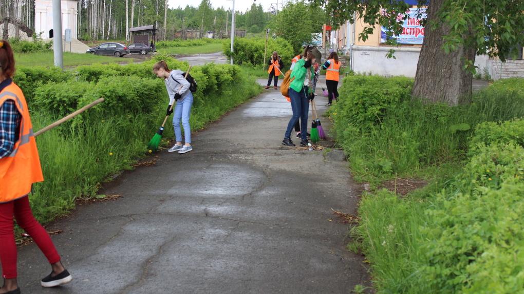 Подростки смогут заработать: в Тамбове реализуют проект «Трудовые бригады»