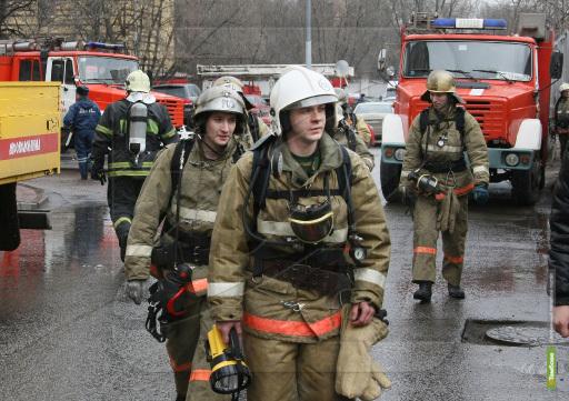 В Тамбове сгорели пять построек