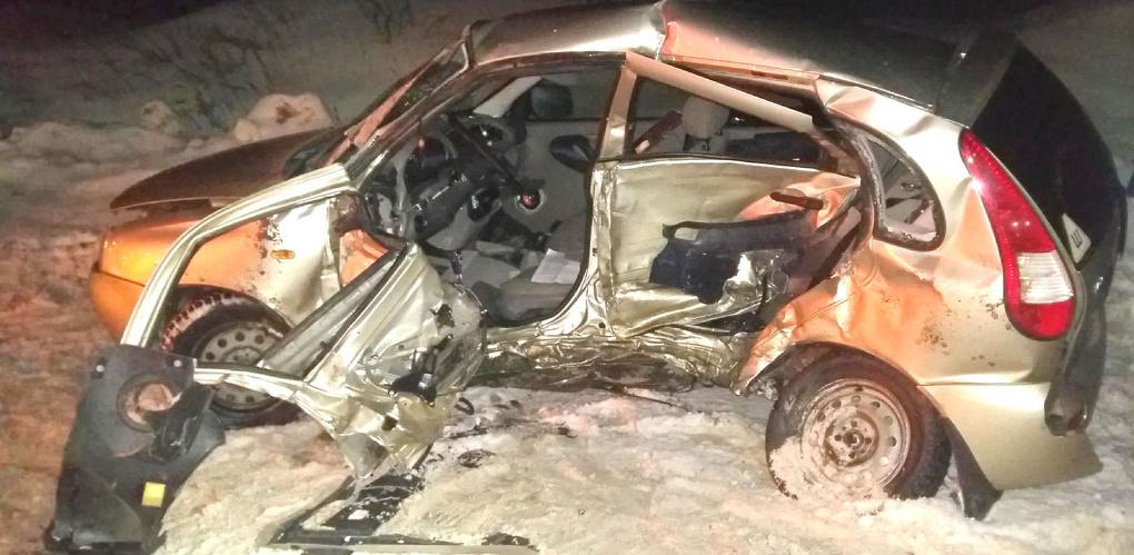 В результате ДТП в Тамбовском районе погиб молодой мужчина