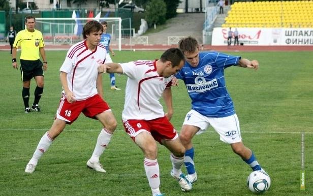 Футболисты Тамбова ждут в гости соперника из Подольска