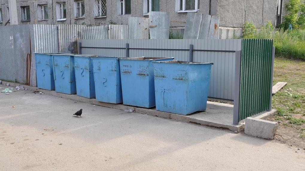 В Тамбове стоит около 2 тысяч мусорных контейнеров