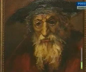 Художники Тамбовщины примерили на себя образ знаменитых коллег