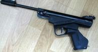 Мужчина переделал пневматический пистолет под стрельбу боевыми патронами