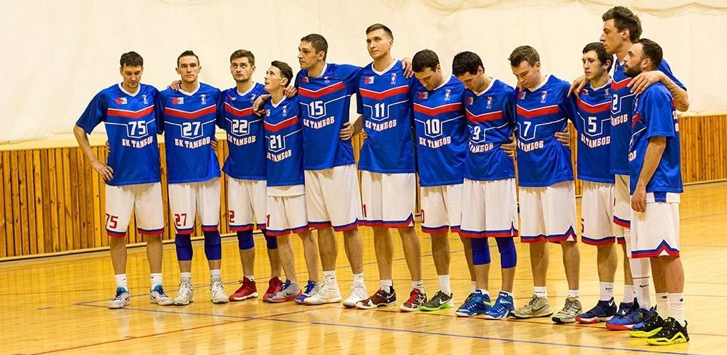 Тамбовские баскетболисты проведут первые в 2017 году домашние игры