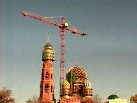 Тамбовскую церковь увенчал ещё один крест