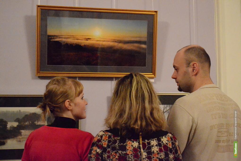 Сергей Рудаков явил Тамбовщину на стекле