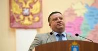 Алексей Кондратьев впервые примет тамбовчан в роли члена Совета Федерации