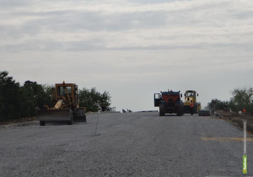 Участок трассы Тамбов-Пенза капитально отремонтируют к концу сентября