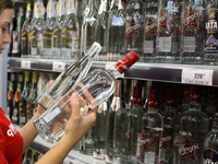 В новом году минимальная стоимость 0,5 л водки достигнет 199 рублей