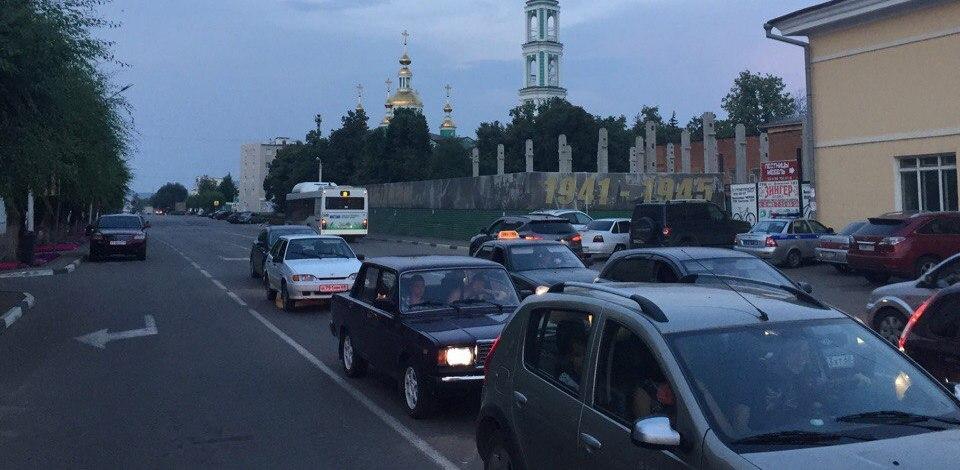 Движение по улице Степана Разина восстановлено