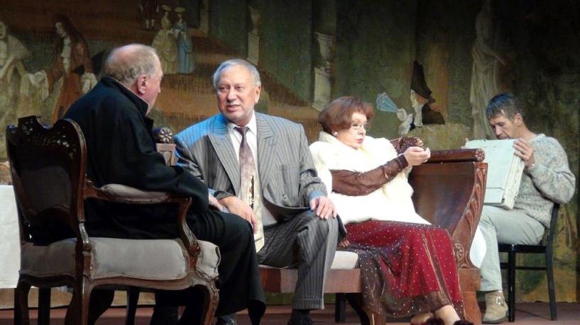 На гастроли в Тамбов приедет московский театр