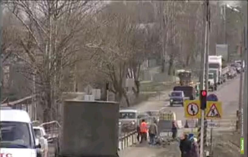Федеральные власти вложат в тамбовский мост 9 миллионов рублей