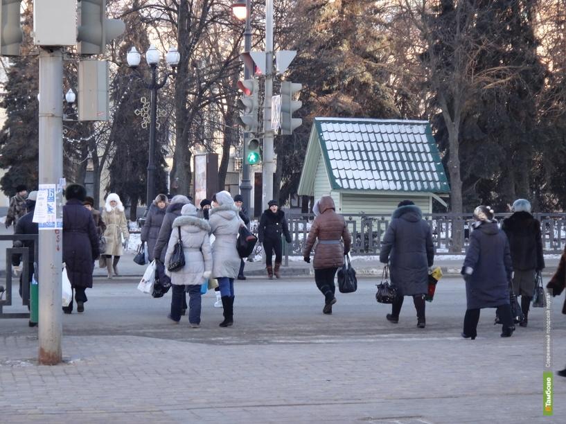 Тамбовщина стала регионом с максимальной социально-политической устойчивостью