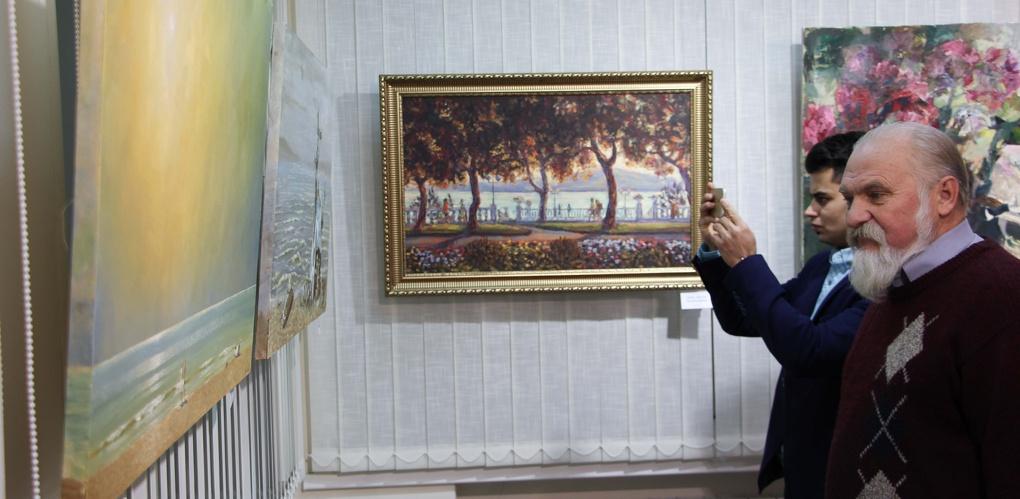 В «Новой Галерее» откроется выставка живописи