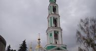 В Тамбов привезли православные святыни