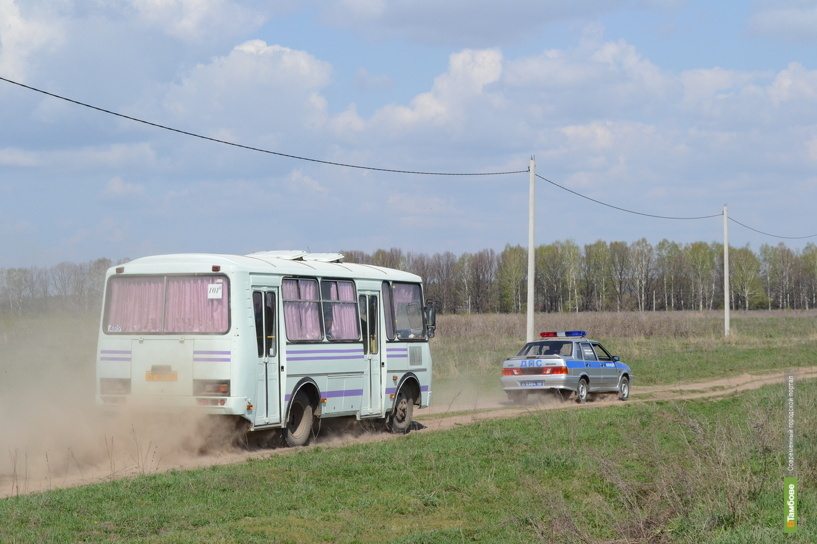 Тамбовские автобусы проверят на экологичность