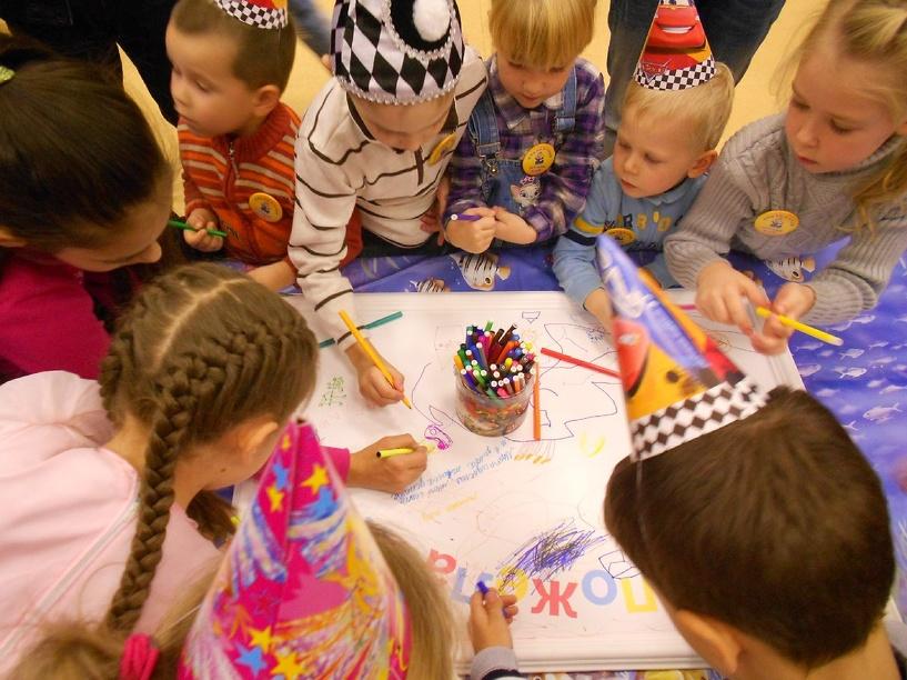«Бананабэби» приглашает юных тамбовчан на детский праздник (0+)