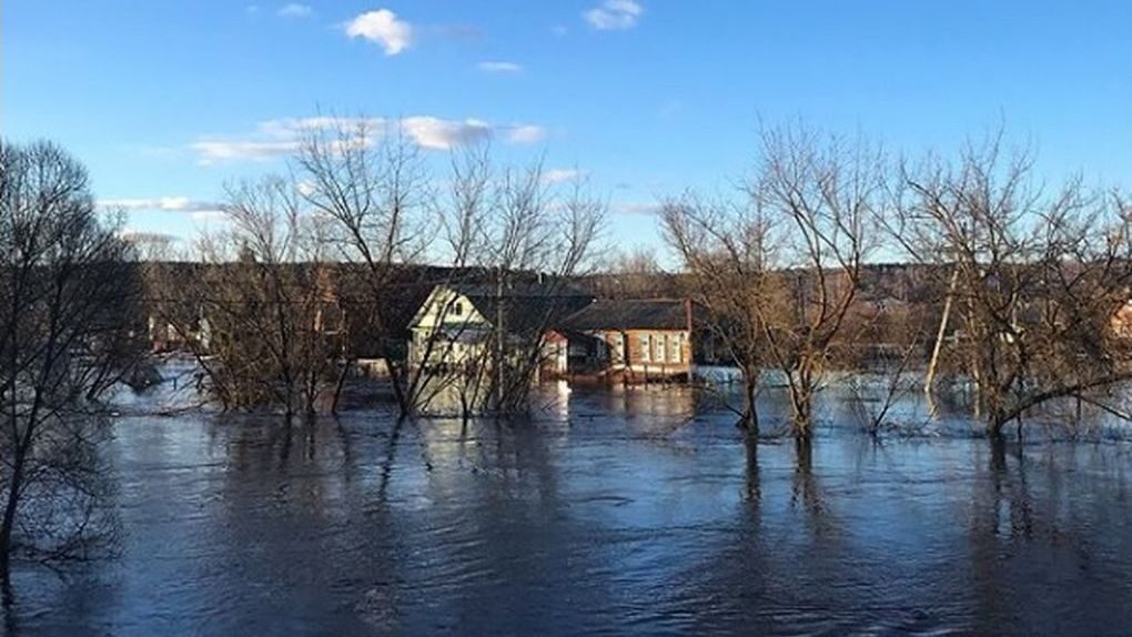 В Рассказово все готово для эвакуации людей из подтопленных домов