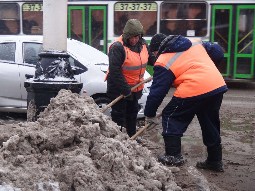 Прокуратура накажет «Спецдорсервис» за плохую расчистку дорог