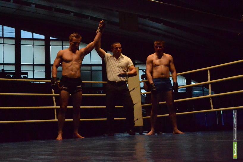 ММА-чемпионат определил сильнейших бойцов Тамбовщины