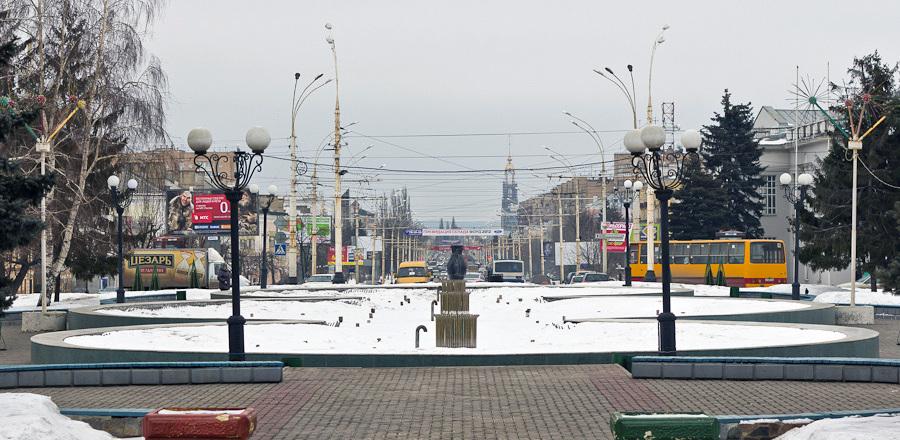 Синоптики регистрируют в Тамбове аномально холодную погоду