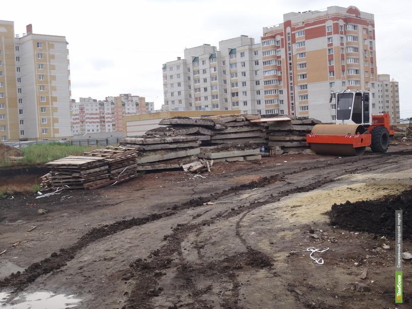 Тамбовские строители обеспечены работой на ближайшие 6 лет