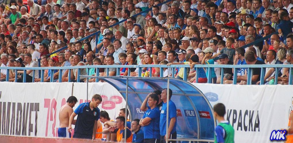 В субботу стартует продажа билетов на домашний матч ФК «Тамбов»