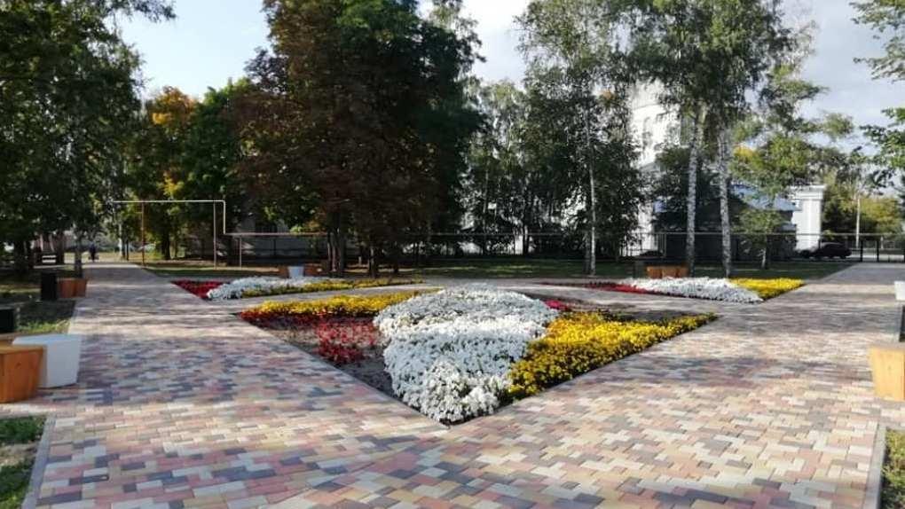 В этом году в Тамбовской области приведут в порядок 176 дворов и 113 общественных пространств