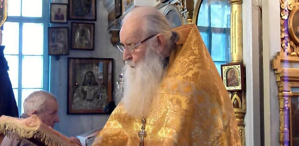 Ушёл из жизни духовник Тамбовской митрополии отец Николай Засыпкин