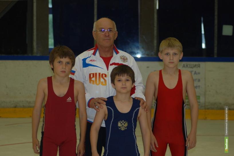 12-летний тамбовский борец привез «серебро» из Владимира