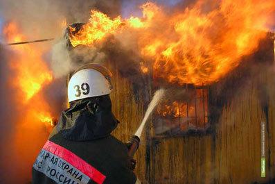 Тамбовчанин погиб в огне