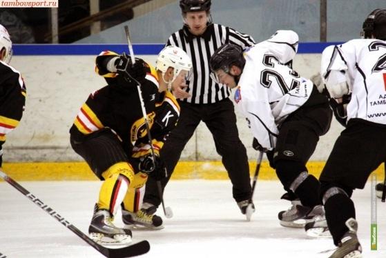 Лучшего хоккеиста сезона определят в Тамбове