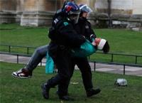 В Лондоне умер еще один человек, ставший жертвой беспорядков