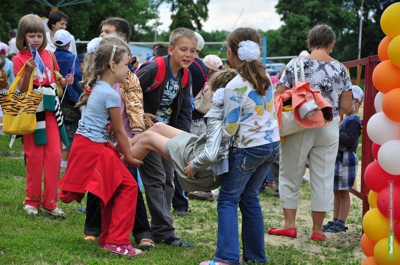В летний отдых юных тамбовчан вложат 300 миллионов рублей