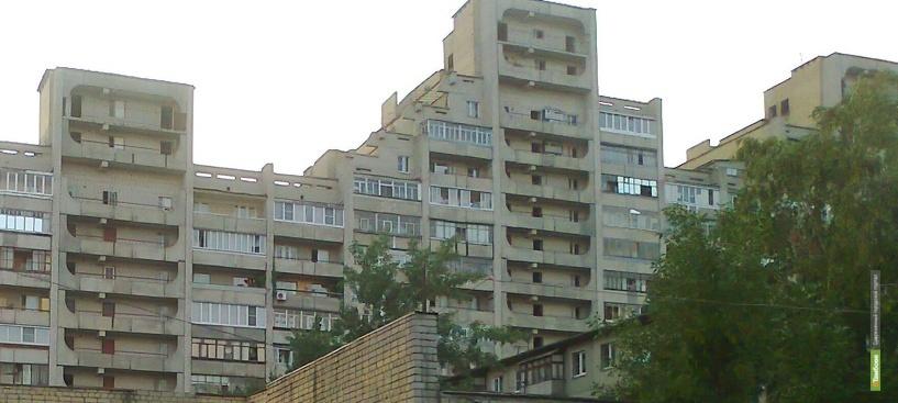 Пожар оставил жителей многоэтажки на Советской без ужина