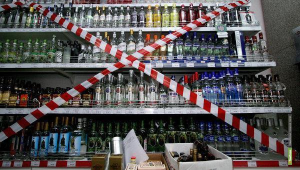 Полицейские изъяли контрафактный алкоголь в тамбовском магазине