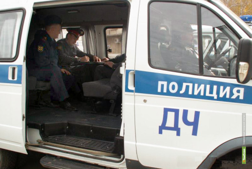 На улице Тамбова поймали 25-летнего грабителя