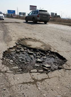 Тамбовские чиновники ответят за плохие дороги