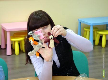 Тамбовчан научили мастерить пальчиковых кукол
